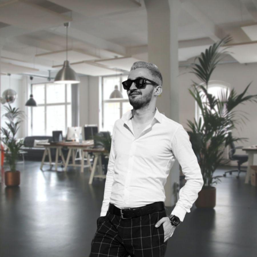 Stoian Ciprian: Antreprenor si Specialist Digital Marketing.